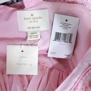 Kate Spade Dresses - Kate Spade Pink Party Dress, 10Y